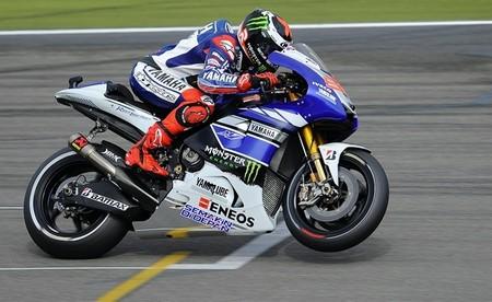 MotoGP Alemania 2013: Jorge Lorenzo se vuelve a dañar la clavícula en la FP2
