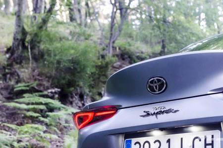 Toyota Supra 2020 Prueba 013