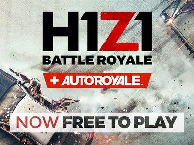H1Z1: Battle Royale  da el salto al modelo free to play, incluido el modo Auto Royale