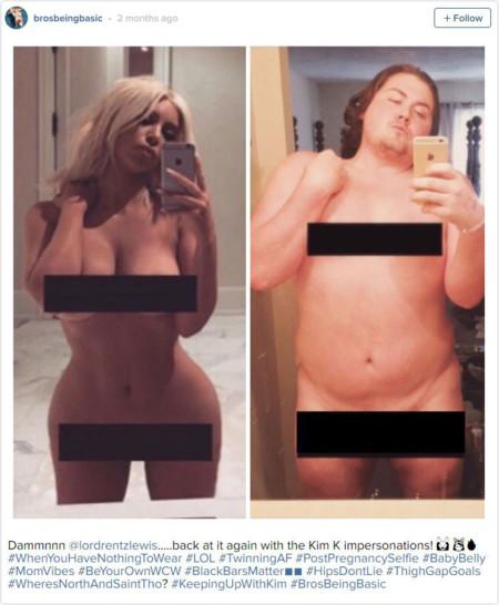 ¿Qué pasaría si los hombres actuaran como las mujeres en Instagram?