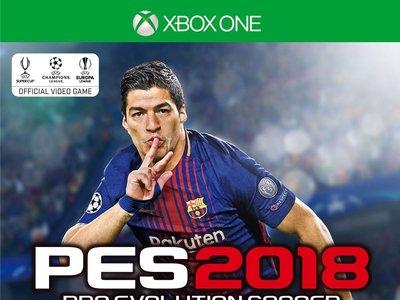 Oferta Flash: Pro Evolution Soccer 2018, para Xbox, por sólo 19,80 euros