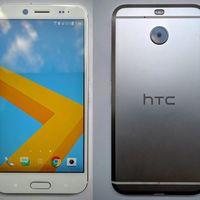 HTC Bolt, así luce el móvil con el que HTC se despedirá del jack de audio