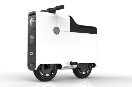 Boxx, un vehículo eléctrico no identificado