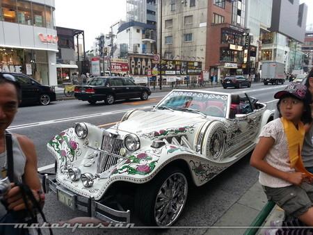 Dolorpasión en Japón