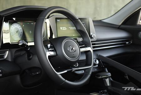 Hyundai Elantra 2022 Opiniones Prueba Mexico 16