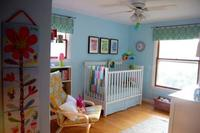 Complementos para la habitación del bebé (I): Seguridad