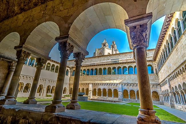 Turismo en Sant Cugat Monasterio