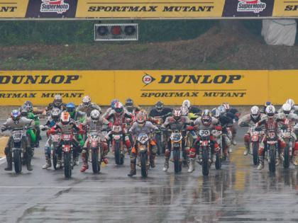 Campeonato del Mundo de Supermoto, segunda prueba en Castelletto di Branduzzo