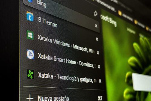 Así lucen las pestañas verticales y redimensionables que ya se pueden probar en Edge para Windows y macOS