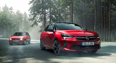 Opel Corsa GS Line, acabado deportivo como homenaje al primer Corsa GSi