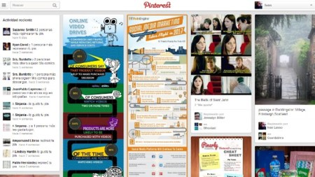 Pinterest estrena su rediseño: imágenes más grandes y énfasis en el descubrimiento