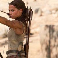 'Tomb Raider: Las Aventuras de Lara Croft', las películas también necesitaban un reinicio y van por buen camino