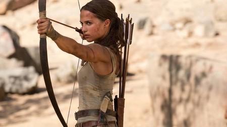 La película de Tomb Raider recibe su segundo tráiler oficial