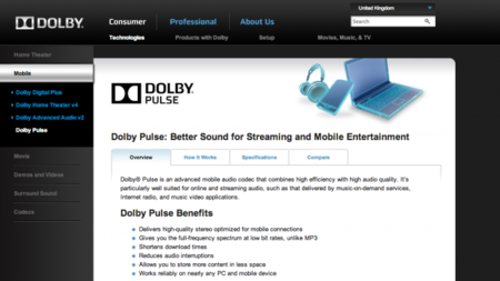 Dolby Pulse