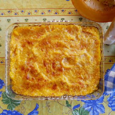 Calabaza gratinada con queso parmesano: receta al horno súper fácil