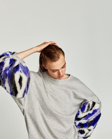 Las Zara Sudaderas De Por Suspiraría Costura Alta También Que 7 vxqSYx