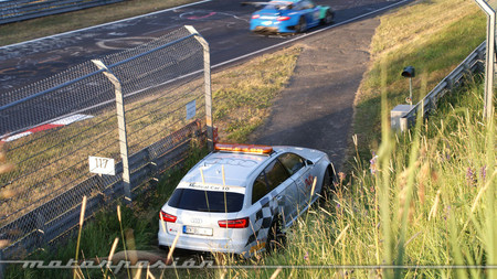 Los Safety Car del Ring
