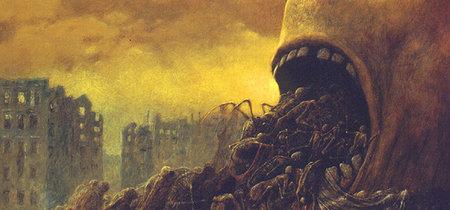 El tétrico universo pictórico de Zdzisław Beksiński, los cuadros que superan a tus pesadillas