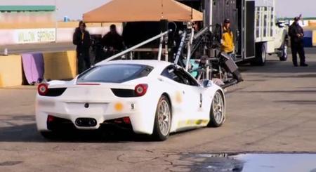 Need for Speed, estos son los coches cámara de la película