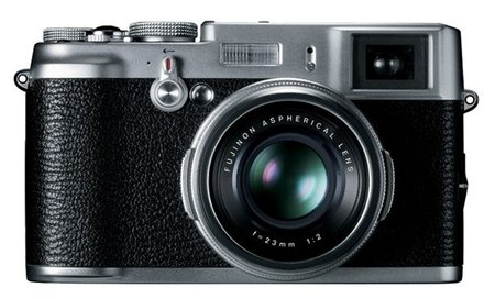 Fujifilm X100, sorprendente e interesante nueva compacta de Fuji
