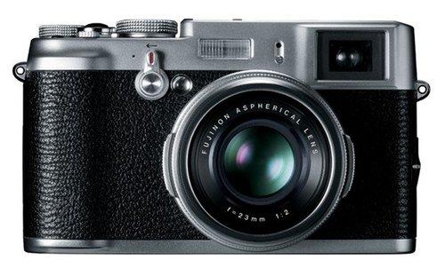 FujifilmX100,sorprendenteeinteresantenuevacompactadeFuji