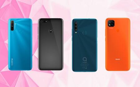 El móvil del Lidl no es la única opción por menos de 100 euros: siete smartphones baratos que dan mucho por poco dinero