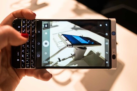 BlackBerry KeyOne en Colombia