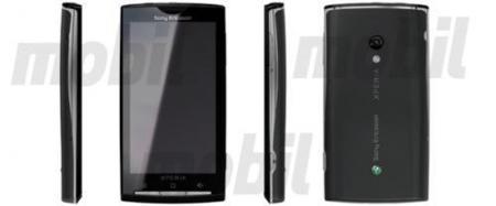 Sony Ericsson 'Rachael', el primer SE con Android