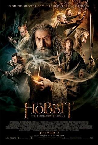 'El Hobbit: La desolación de Smaug', últimos carteles