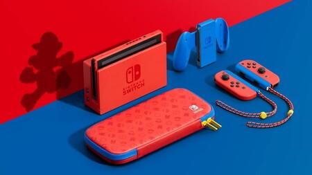 Nintendo Switch Edicion Mario