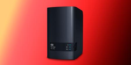 Precio mínimo histórico del disco duro WD My Cloud EX2 Ultra de 12 TB en Amazon: monta tu nube de gran capacidad por 442,19 euros