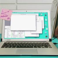 La pantalla de tu MacBook Air puede ser táctil gracias a AirBar