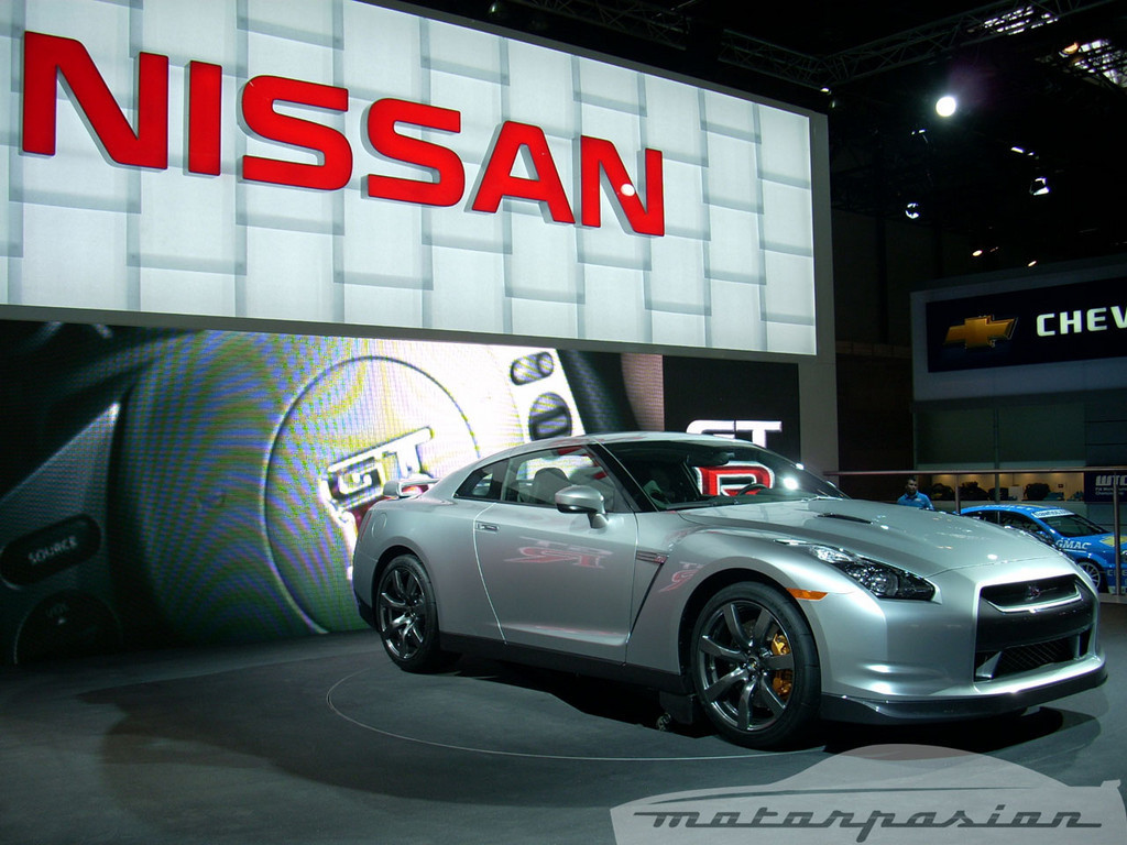 Foto de Nissan en el Salón de Madrid (7/32)