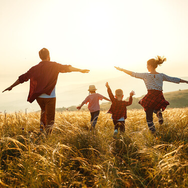 Viajar en familia: nueve consejos para salir de vacaciones con niños y que todos disfruten