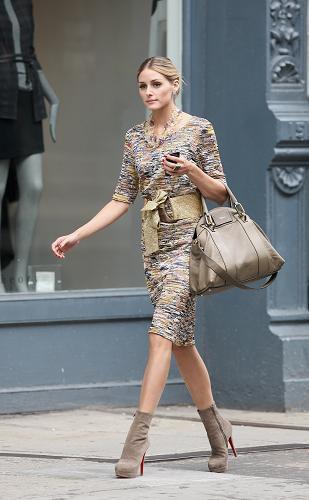 Los looks de Olivia Palermo en la Semana de la Moda de Nueva York