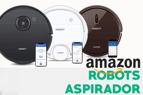Robots Deebot de Ecovacs en oferta esta semana en Amazon: para aligerar las tareas del hogar a precios rebajados