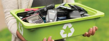 No lo tires, recíclalo: todo lo que puedes hacer con tu viejo smartphone
