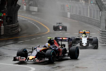 Carlos Sainz Gp Monaco 2016