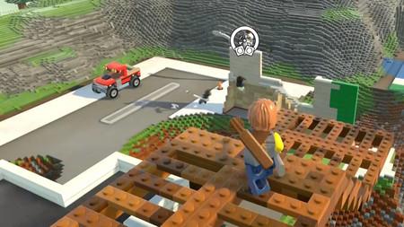 LEGO Fortnite Battle Royale, una idea que suena muy bien y luce todavía mejor en movimiento