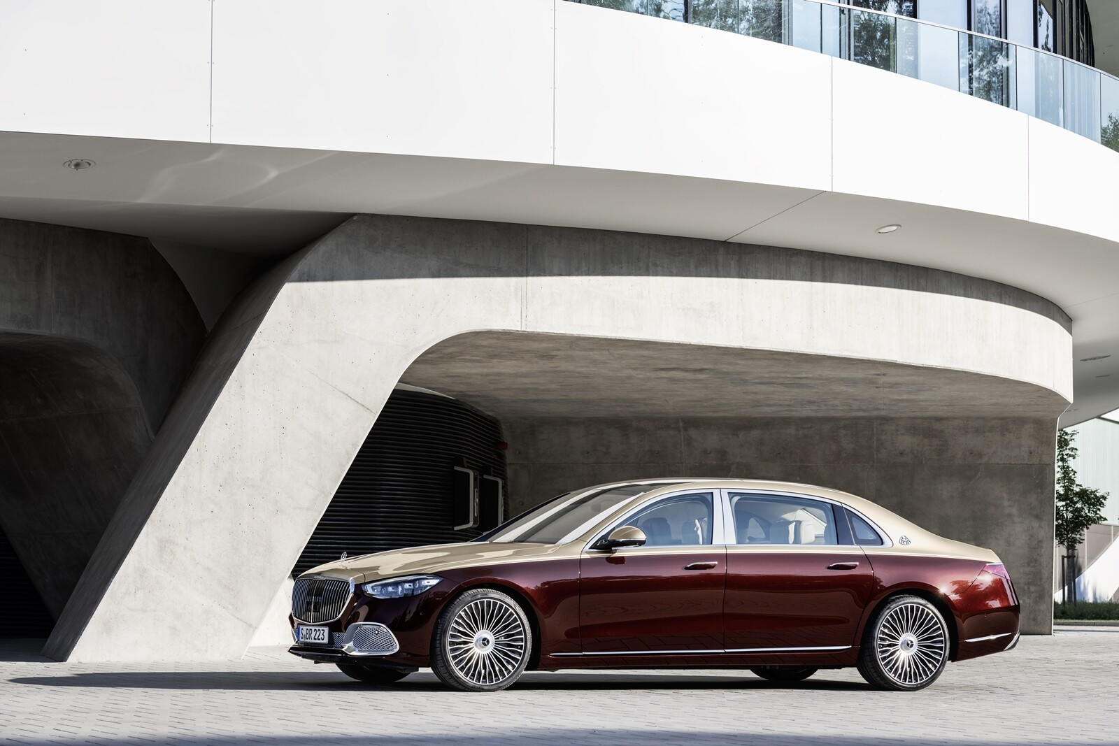 Foto de Mercedes-Maybach Clase S 2021 (23/43)