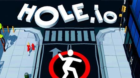 Probamos Hole.io, el adictivo juego multijugador que no se baja del top descargas de aplicaciones en varios países