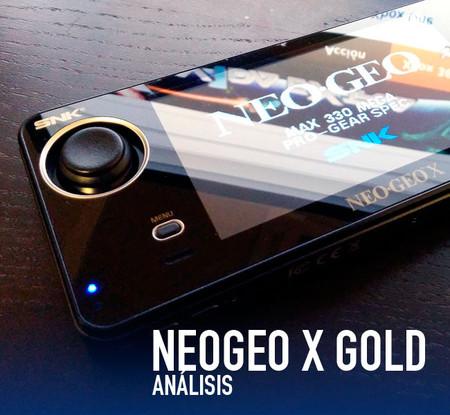 Neo Geo X Gold: análisis