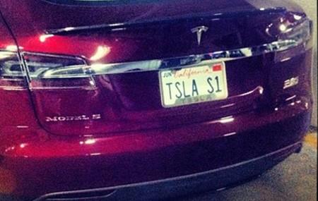 Entregado el primer Tesla Model S