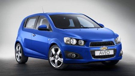 Chevrolet Aveo, bautizado como Sonic en USA