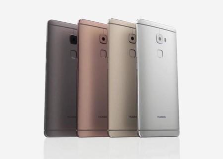 El Huawei Mate S llega a competir con todos los terminales de gama alta