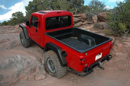 AEV Brute Jeep Wrangler TJ
