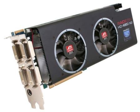 ATi HD Radeon 4850X2