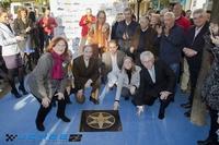 Francisco Pacheco de forma póstuma, la FIM y la RFME ya tienen su estrella en el Paseo de la Fama