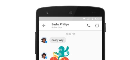 Facebook Messenger tendrá una renovación en breve, vemos los primeros cambios