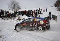 Rallye Monte-Carlo: los M-Sport asoman la cabeza, Sébastien Loeb se gusta